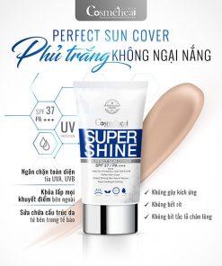 kem phủ trắng chống nắng Supershine Perfect Sun Cover