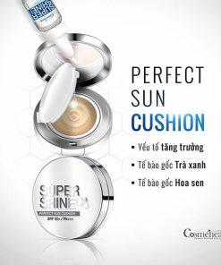 Bán phấn nước chống nắng Super Shine Perfect Sun Cushion CosmeHeal số 1