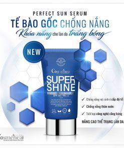 Bán Supershine Perfect sun serum tế bào gốc chống nắng nội sinh số 1