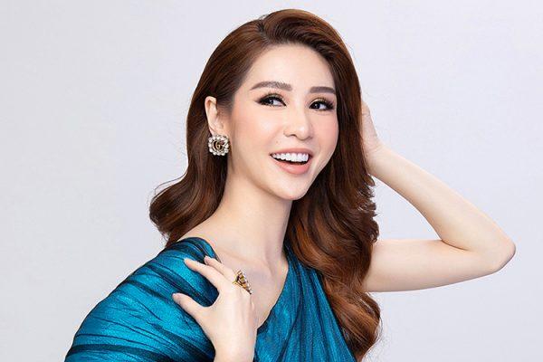 CEO Lâm Ngân gây chú ý đêm chung kết Hoa khôi Du lịch Việt Nam 2020