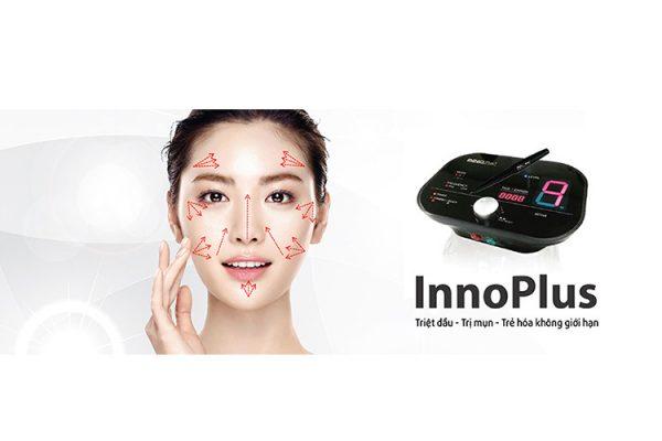 Triệt Mụn và Dầu bằng công nghệ Innoplus tại Hà Nội uy tín